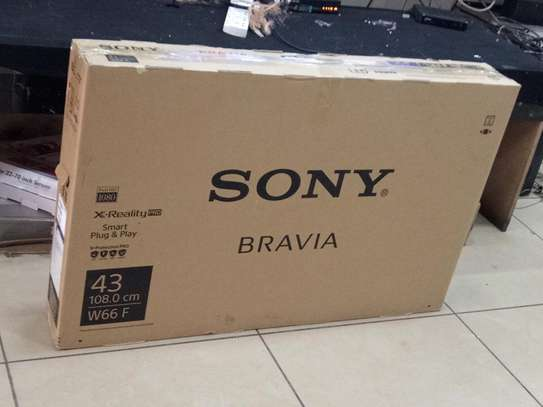 Sony Bravia Smart 43 Inch TV 43W660F With WiFi YouTube Netflix Brand New available