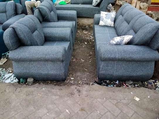 Newly designed five seater sofa set image 2