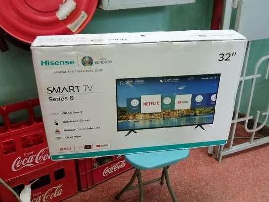 32 inch Smart Digital Hisense TV image 1