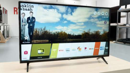 LG 49 inches Smart 4K Digital Tvs image 1