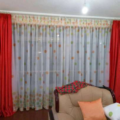 Curtains and sheets