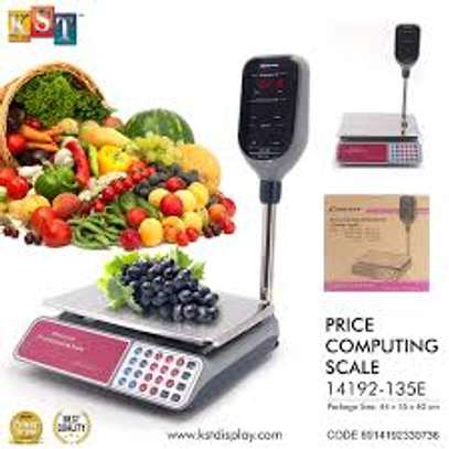 Electronic Price Computing Scale image 5