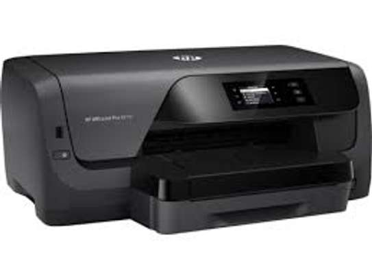 HP Officejet pro 8210 all in one Printer image 3