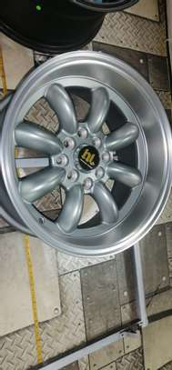 Rim Size 14 fits B15, Town ace among various cars image 1