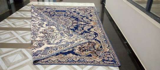 Persian Light Carpet / Bed Cover. image 5