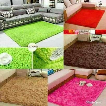 7*10 Fluffy Carpet image 2