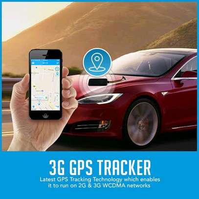 We enable you track your vehicle using phone