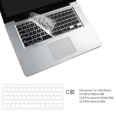 WiWU Ultra Thin Keyboard Protector Computer Desktop Keyboard Cover Skin Protector Laptop Keyboard Cover image 1