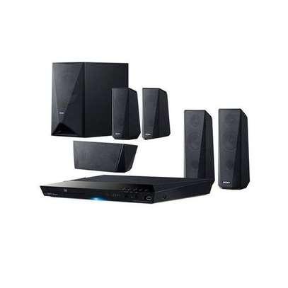 Sony DAV-DZ350 1000W 5.1CH HOMETHEATRE SYSTEM, - Black image 1