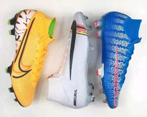 All Generations of NIKE Mercurial Superfly 4,5,6,and 7 Football Boot image 2