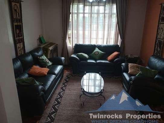 Furnished 3 bedroom house for rent in Karen image 8