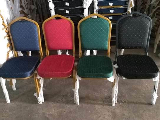 Banquets chairs. image 1