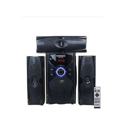 Vitron V636 HOME THEATER BLUETOOTH SPEAKER SUB-WOOFER SYSTEM 3.1 CH 10000W image 1