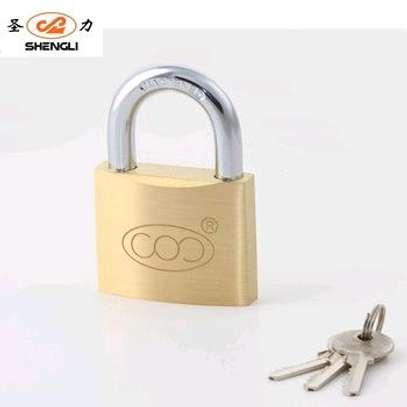 Tri- Circle padlock