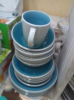 Ceramic Diner Set image 1