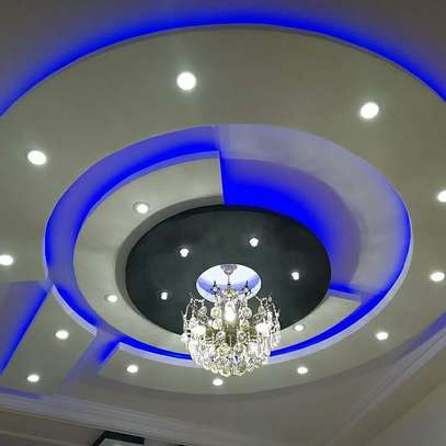 Decorate Your Ceiling With This Our Gympsum Design image 4