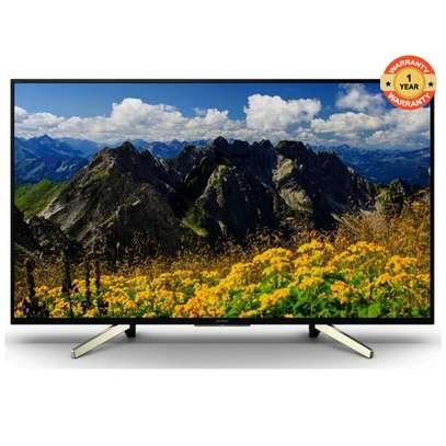 "Sony 55"" 55X7500 UHD 4K ANDROID SMART LED TV   Mustard Projectors   Nairobi Kenya image 1"