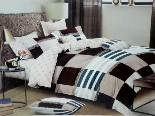 Turkish pure cotton duvet covers image 7