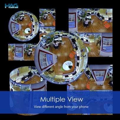 FULL HD WIFI NANNY BULB CCTV + 32GB SD CARD image 6