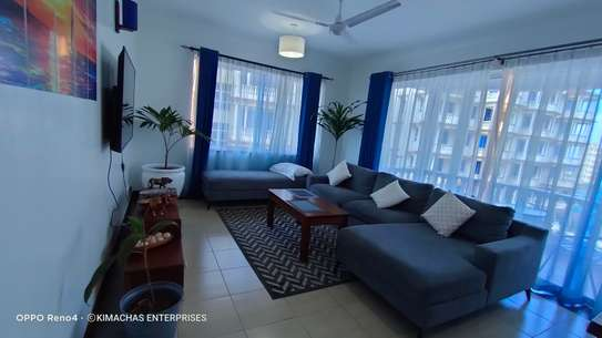 Furnished 2 bedroom apartment for rent in Mkomani image 14