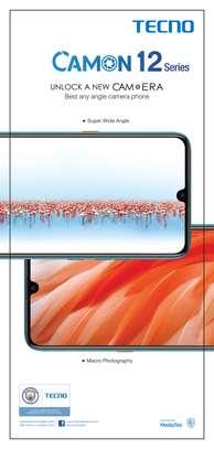 "Tecno Camon 12 Air, 6.55"", 32GB + 3GB RAM (Dual SIM), Gold image 3"