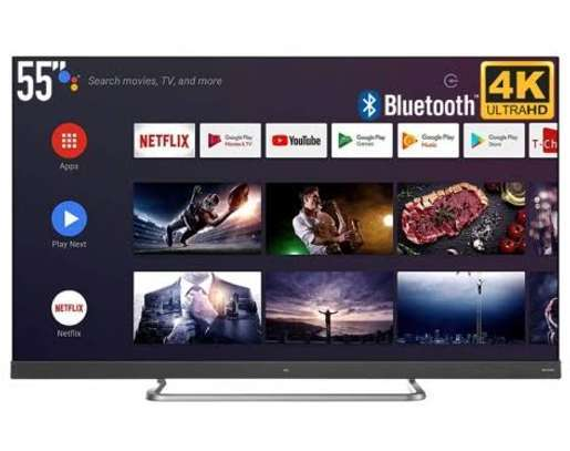 TCL 55 Inch Smart Android C8 TV image 1