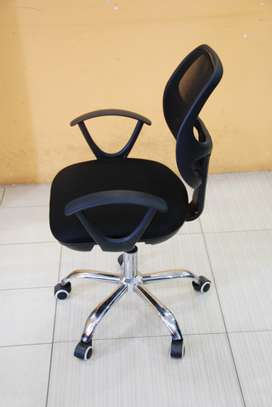 Secretarial Clerical Study Chair image 3