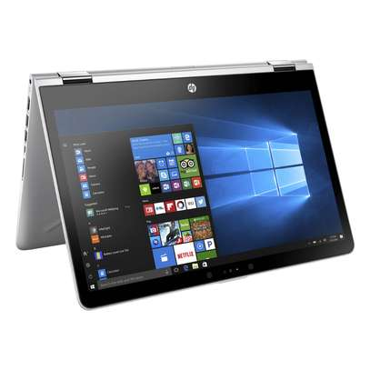 HP Pavilion x360 14 Multi-Touch 2-in-1 core i5 8GB 1TB image 2