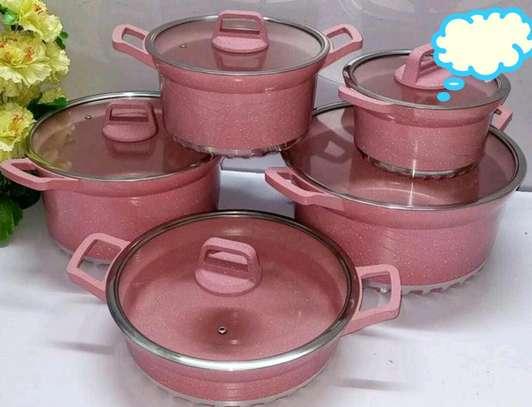 Bosch Cookware Set....10 pieces image 3