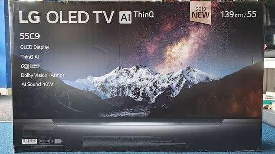 """LG OLED55C9PVA - 55"""" 4K OLED 4K HDR Smart TV W/ ThinQ AI-Black Friday image 1"""