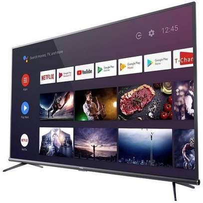 TCL 32 inches Android Frameless Smart Digital TVs image 1