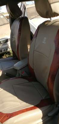Toyota Belta Car Seat Covers image 5