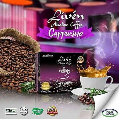 LIVEN COFFEE ( ALKALINE COFFEE)
