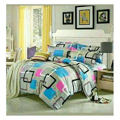 COTTON DUVETS WITH 1 BEDSHEET AND 2 PILLOW CASES image 4