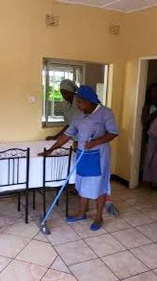 Hire Reliable Housekeeper,Chefs & Cooks,Domestic Workers & Gardeners.Call Now image 1
