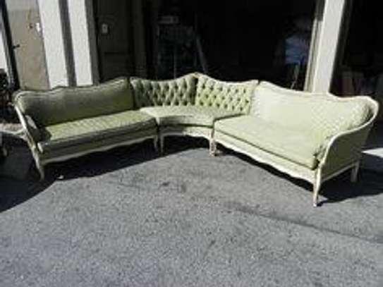 Antique L-sofa/U-sofas (5/7/9 seaters) image 3
