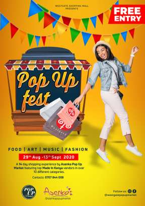 The Pop Up Fest