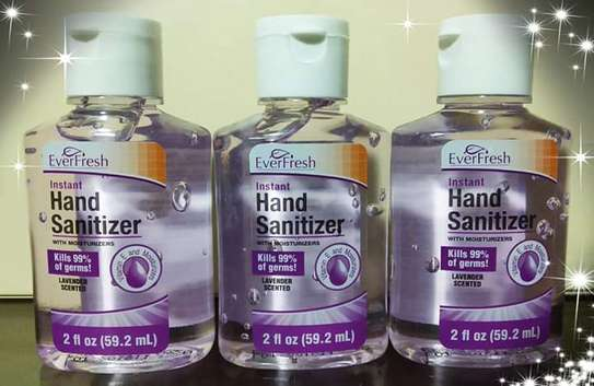 Hand Sanitizer- 200ml image 1