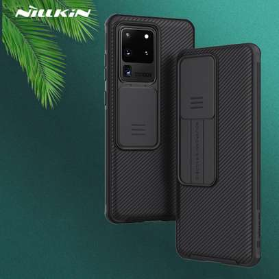 NILLKIN CamShield Case Hard PC Phone Cover for Samsung Galaxy S20 Ultra image 4