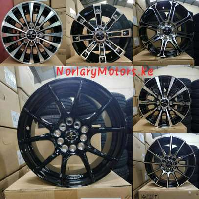 Rims all designs and sizes available image 2