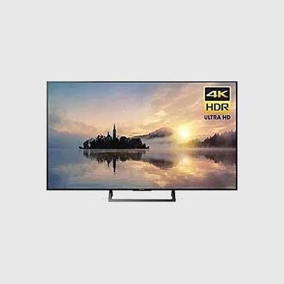 Sony- 55″ 4K HDR Smart TV – 55X7000-black image 1