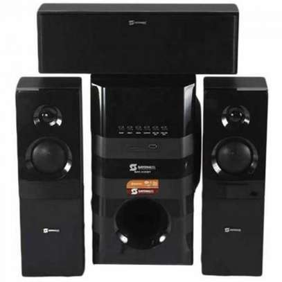 Sayona Subwoofer 3.1 Channel Speaker 15000W PMPO image 1