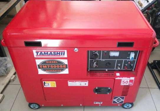 6.5kva Silent Generator Diesel Powered
