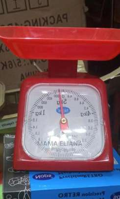 Analogue Heavy Duty Weighing Kitchenscale image 1