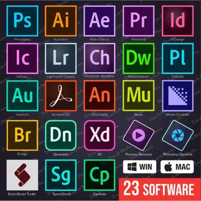 COMPUTER SOFTWARES, MANAGEMENT SOFTWARES, COMPUTER GAMES and ANDROID Apps image 9