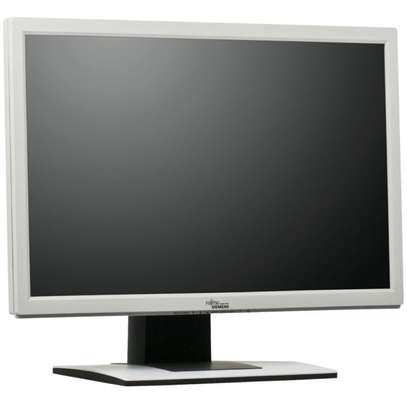 Phillips  22 led inch Wide Monitor with dvi USB and vga ports image 1