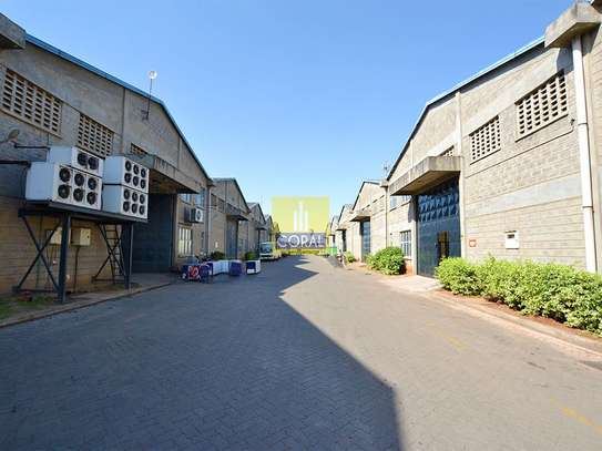 Industrial Area - Warehouse, Commercial Property