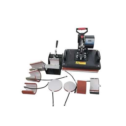 Combo Heat Press Machine image 5