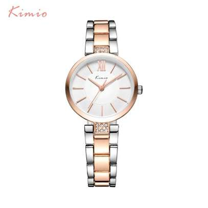 KIMIO Gold & Silver Wrist Watch KW6133 By KIMIO Have one to sell?   Size image 4