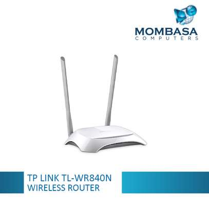 TP-Link WR840N wireless Router image 2